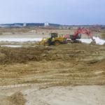 В новом аэропорту Тобольска до конца года завершится строительство ВПП