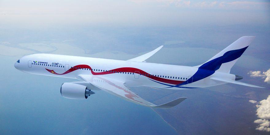 Russian Civil Aviation: News #3 - Page 39 Cr929-sky
