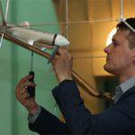 В ЦАГИ прошли продувки БПЛА на солнечной энергии