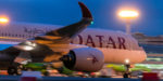 Из Дохи в Москву начал летать А350-900