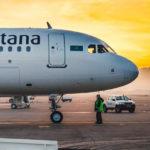 «Эйр Астана» переводит свои рейсы в Домодедово