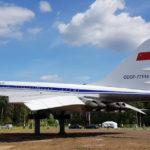 В Жуковском открыт мемориал самолёту Ту-144