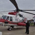 МАКС-2019: конвертируемый вертолёт Ми-171А2 в лётной программе