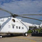 «Вертолёты России» передали ГТЛК семь вертолётов Ми-8АМТ
