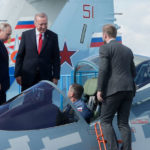 Турция и Россия обсуждают тему Су-57