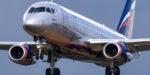ФАС: «Аэрофлот» завышает цены авиабилетов на самолётах SSJ100