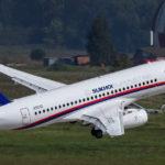 Росавиация получила заявку на сертификацию самолёта SSJ-New