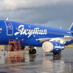 Очередной SSJ100пополнил парк авиакомпании «Якутия»