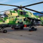 Минобороны проведёт испытания модернизированного вертолёта Ми-24П-1М