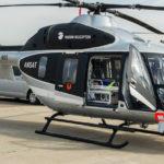 «Вертолеты России» передали ГТЛК два Ансата с медицинскими модулями