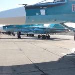 Авиаполк в Челябинской области завершил формирование второй эскадрильи бомбардировщиков Су-34