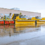 Аэропорт Казани провёл подготовку к зиме