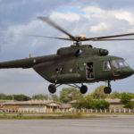 Сербские военные получили от России вертолёты Ми-17