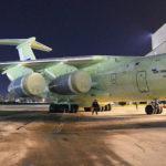 Очередной Ил-76МД-90А построен в Ульяновске