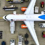 Аэропорт Платов и авиакомпания «Азимут» присоединились к #TetrisChallenge