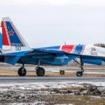 «Русские Витязи» получили четыре истребителя Су-35С