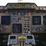 На первом опытном Ил-114-300 установлено оборудование кабины