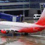 Пассажиропоток российских авиакомпаний в марте снизился на 26,6%