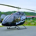 Стильный работяга: чем Bell 505 Jet Ranger X лучше «одноклассников» по авиационным работам
