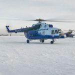 Авиакомпания «АЛРОСА» получила два вертолёта Ми-8МТВ-1