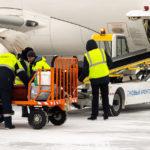 В аэропорту Новый Уренгой совершенствуют технологию обработки багажа