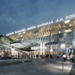 Проект реконструкции аэропорта Толмачёво прошёл госэкспертизу