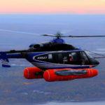 Вертолет Ансат получил сертификат на систему аварийного приводнения