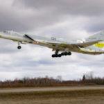 Второй Ту-22М3М выполнил первый полёт