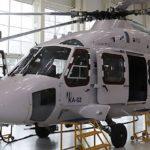 В Приморском крае началось производство вертолётов Ка-62