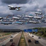 Как европейские авиакомпании сократили пропускную способность из-за пандемии коронавируса