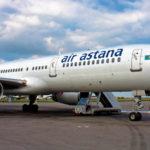 S7 Technics проведёт ТО самолетов Boeing 757 авиакомпании Air Astana
