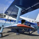 Читинские авиаторы ДОСААФ приступили к тушению лесных пожаров в Забайкалье