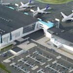 В аэропорту Емельяново терминалы соединит переходная галерея