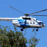 Авиакомпания «Ямал» получила два новых вертолёта Ми-8МТВ-1