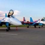 «Русские Витязи» получили ещё четыре истребителя Су-35С
