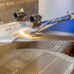 В ЦАГИ продолжаются исследования оптимальной компоновки самолёта «летающее крыло»