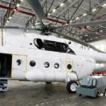 Холдинг «Вертолеты России» передал первый Ми-8АМТ авиакомпании «Витязь-Аэро»