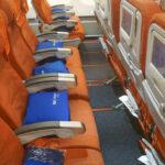 «Аэрофлот» заменит импортные детали в пассажирских креслах на российские