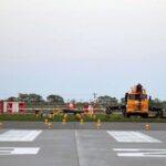 В аэропорту «Гагарин» ведутся работы по доведению аэродрома до второй категории ИКАО