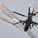Модернизированный вертолет Ка-52 совершил первый полет