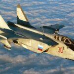 Перехватчики МиГ-31 задействованы в войсках и на флоте для проведения учений и тренировок