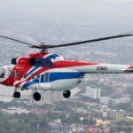Началась сборка агрегатов офшорного вертолета Ми-171А3