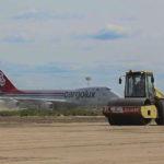 При реконструкции ВПП-2 в Толмачёво прерывания полётов не будет