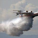 Бе-200ЧС будет тушить природные пожары в Греции