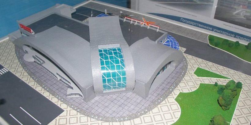 Новый аэропорт Благовещенск