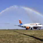 Авиакомпания «Азимут» выполнила первый рейс из Краснодара в Белгород