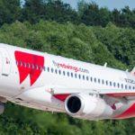 Авиакомпания Red Wings получила первый SSJ100