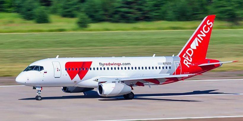 ssj100 red wings