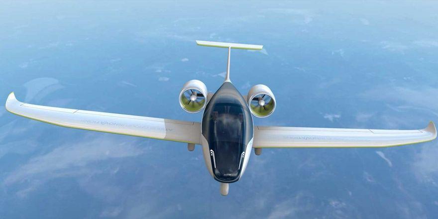 Airbus E-Fan 2.0