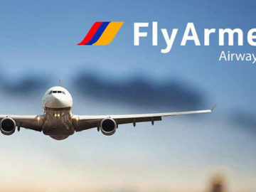 Fly armenia